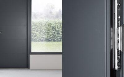 Siegenia axxent front door hinge for aluminium doors